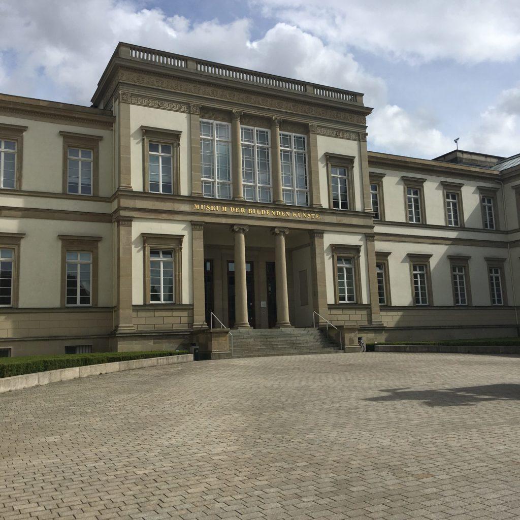 Die Alte Staatsgalerie Stuttgart