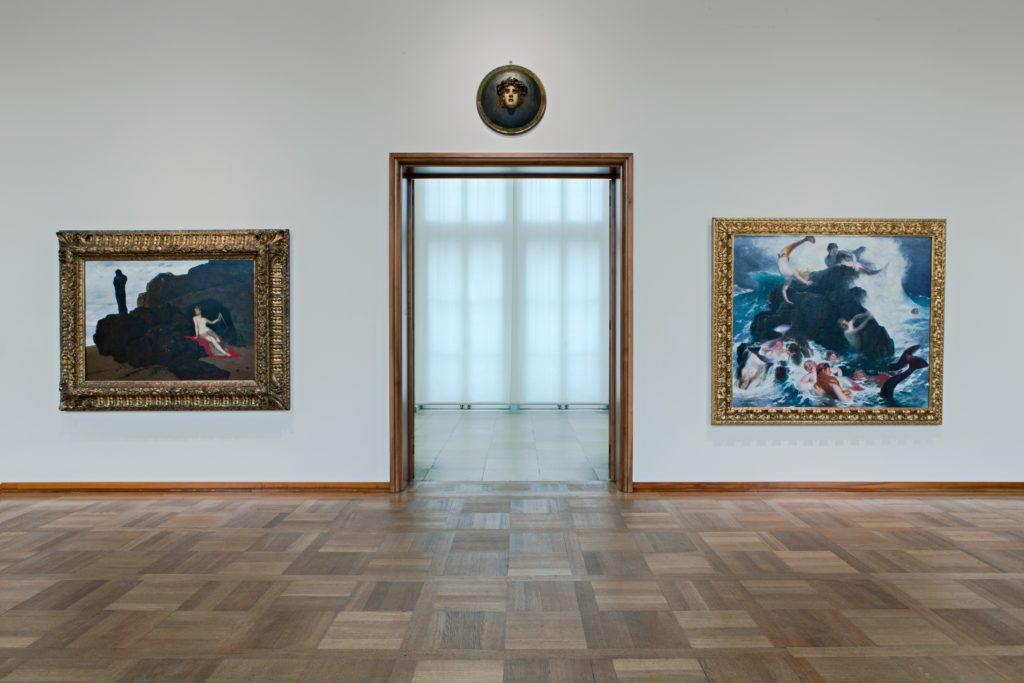 Arnold Böcklin Ausstellung im Kunstmuseum Basel