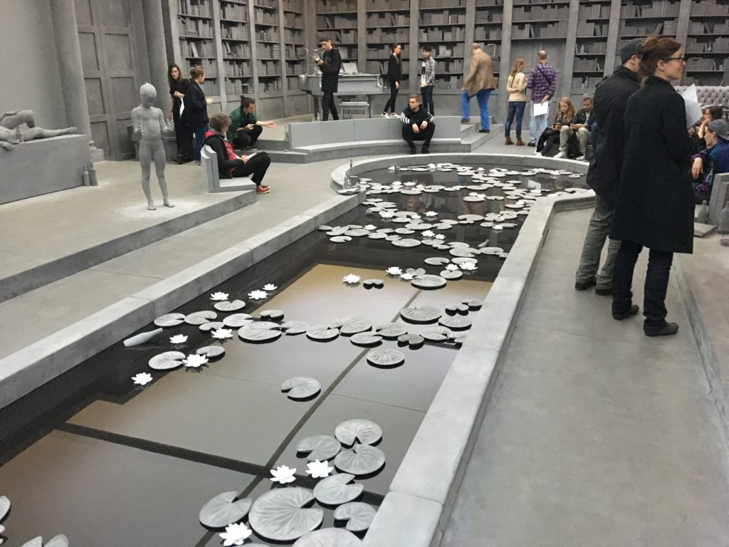 Hans Op de Beeck The Collectors House Art Basel 2016