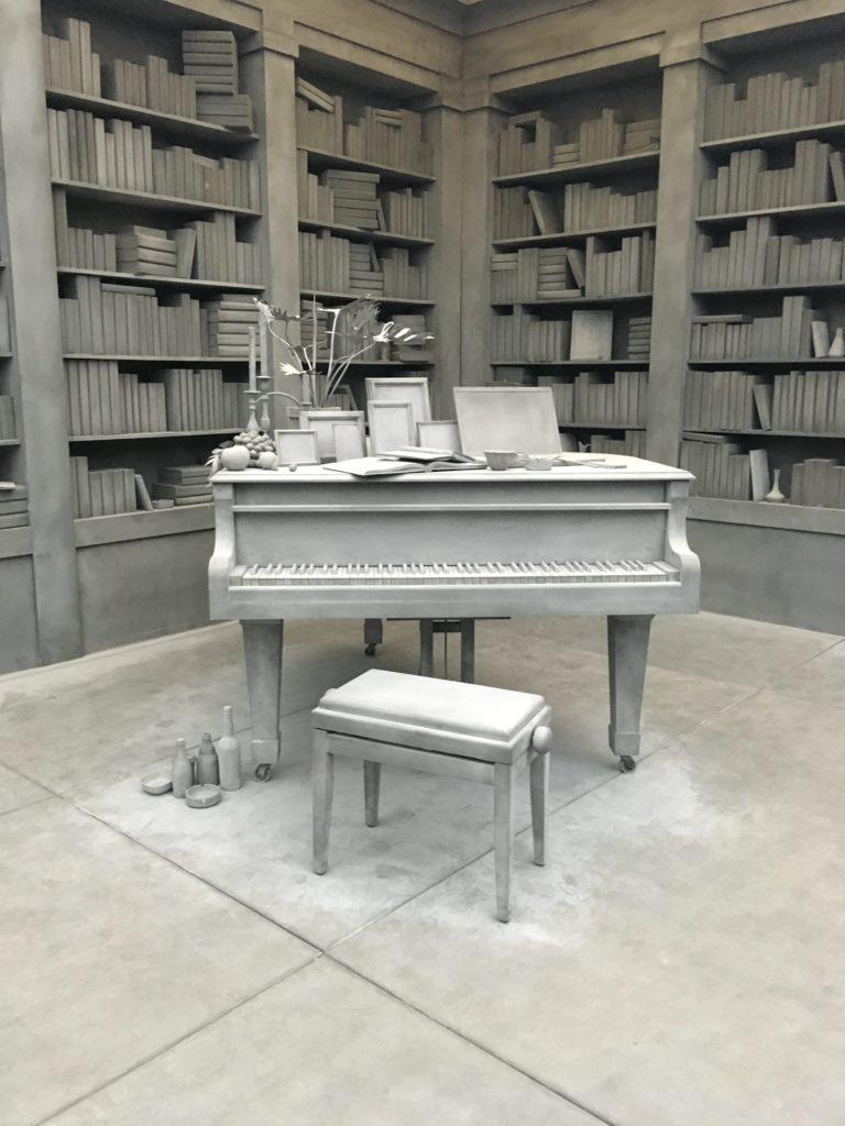 Hans Op de Beeck Piano