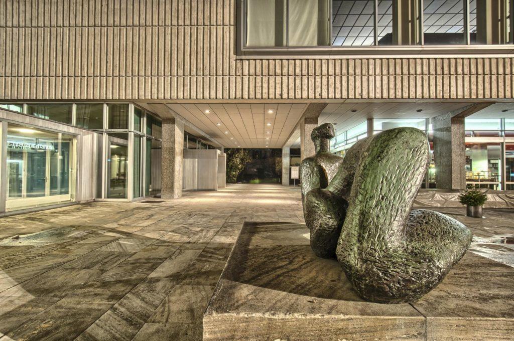 Kunstmuseum Zürich Aussenansicht