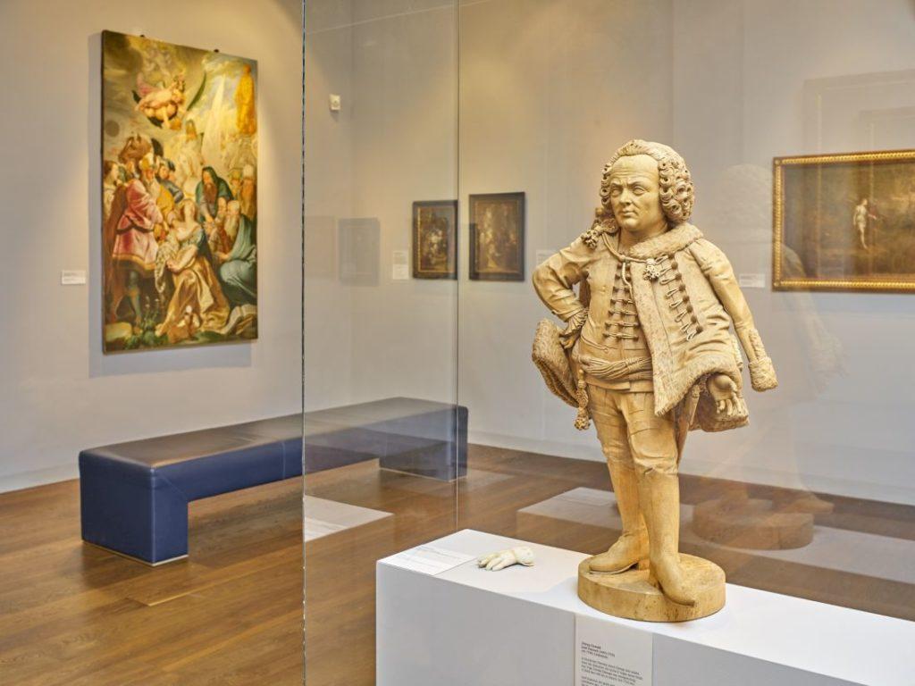 Kunsthistorisches-Museum-Admont Sammlung
