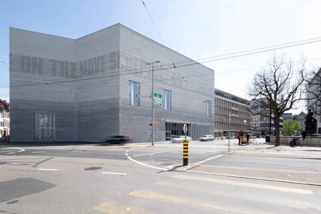 Kunstmuseum Basel Neubau