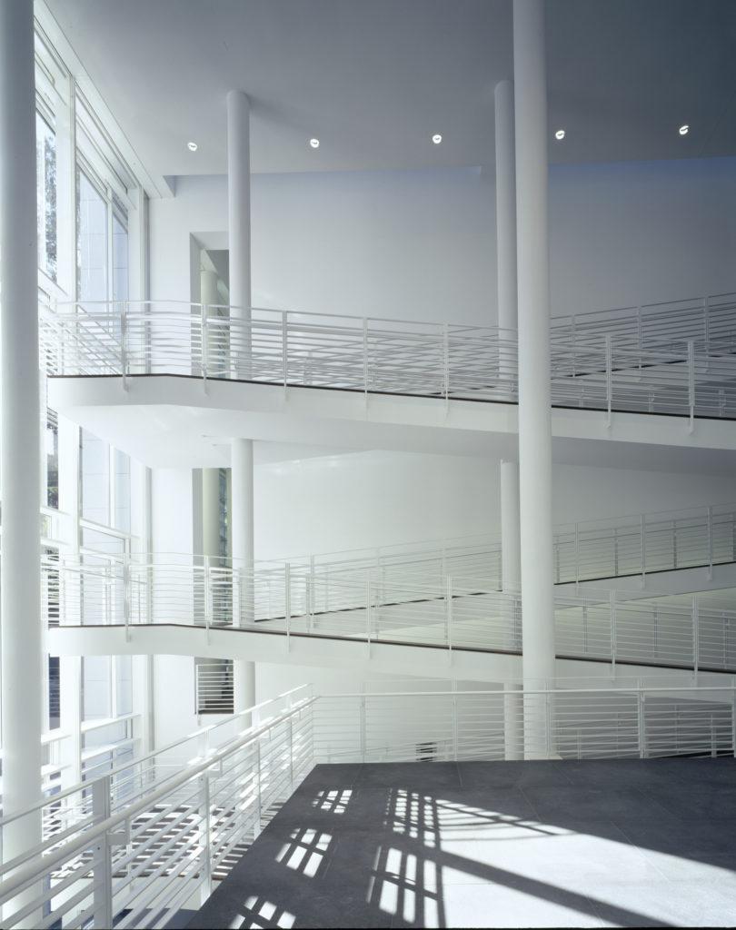 Museum Frieder Burda Treppe